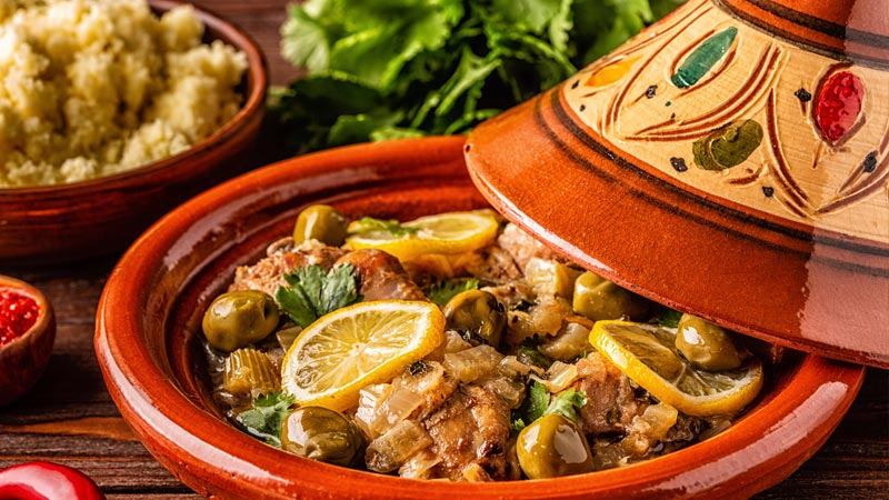 Africa Morocco Tagine