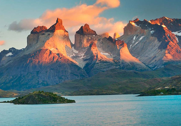 Americas South Patagonia Torres del Paine search