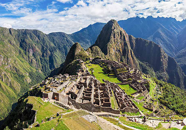 Americas South Peru Machu Picchu search