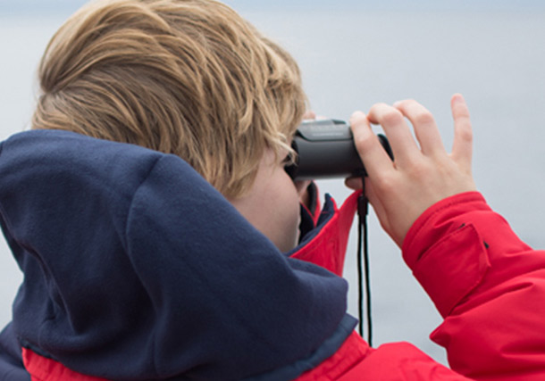 Antarctica Kid Binoculars search