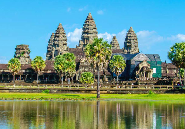 Asia Cambodia Angkor Wat search