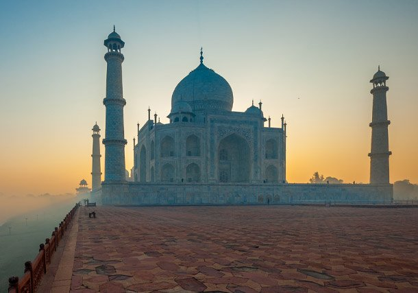 Asia India Taj Mahal search