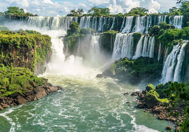 South America Argentina Iguazu Falls search