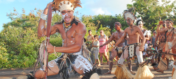 The Tapati Festival, Easter Island