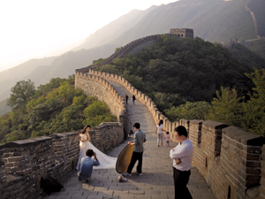 Beijing: The Great Wall of China