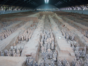 Xian: The Terra Cotta Warriors