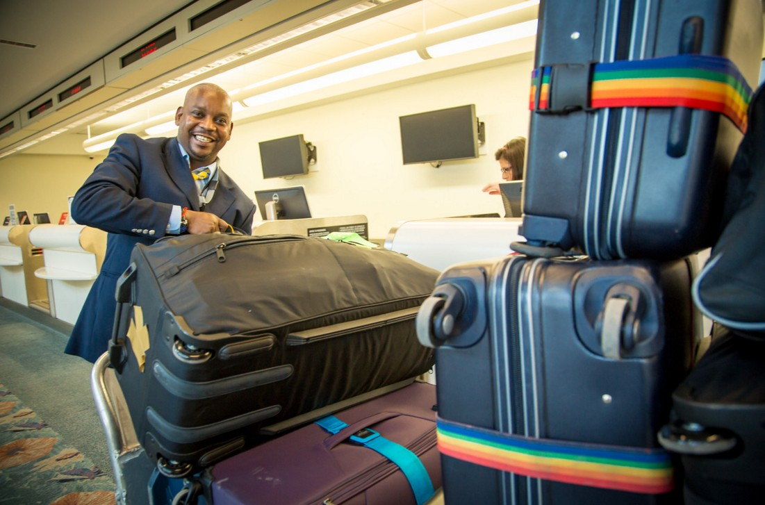private jet may 2016 Luggage Manager