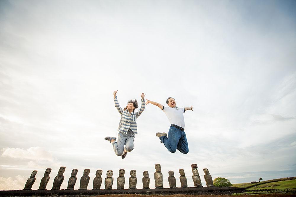 Easter Island Restaurant Sunrise