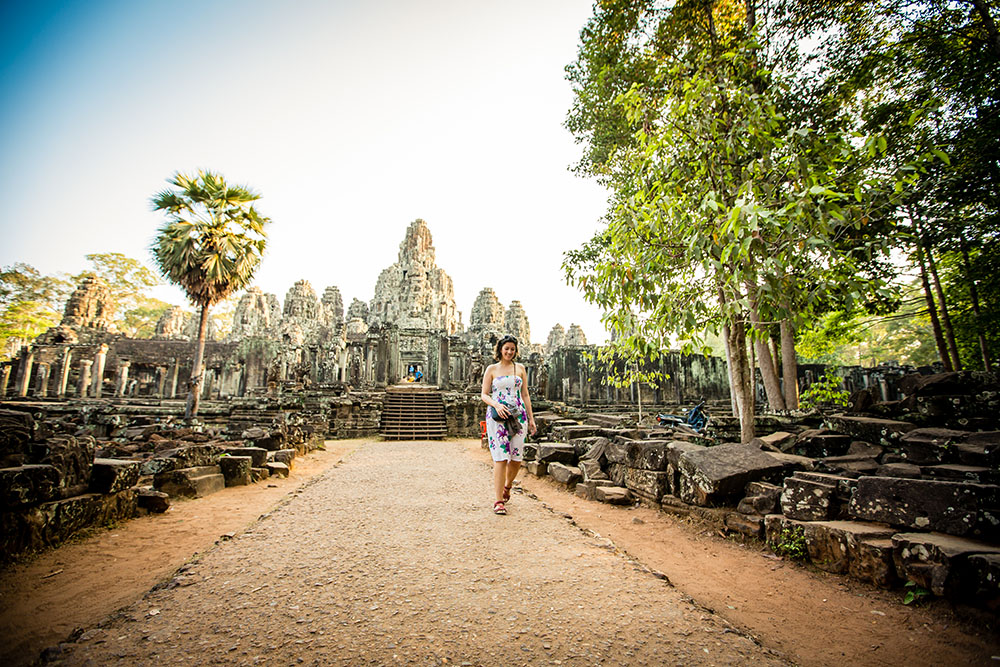 Indochina Day 7: Siem Reap, Angkor Wat