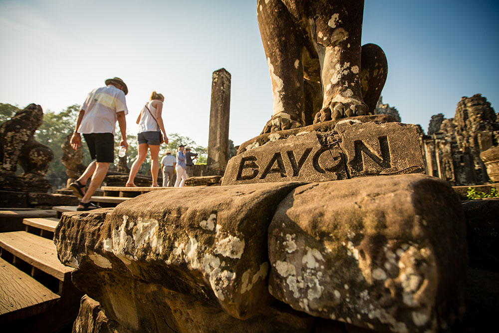 Indochina Day 7: Siem Reap, Bayon