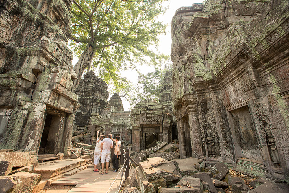 Indochina Day 8: Siem Reap, Angkor Wat,