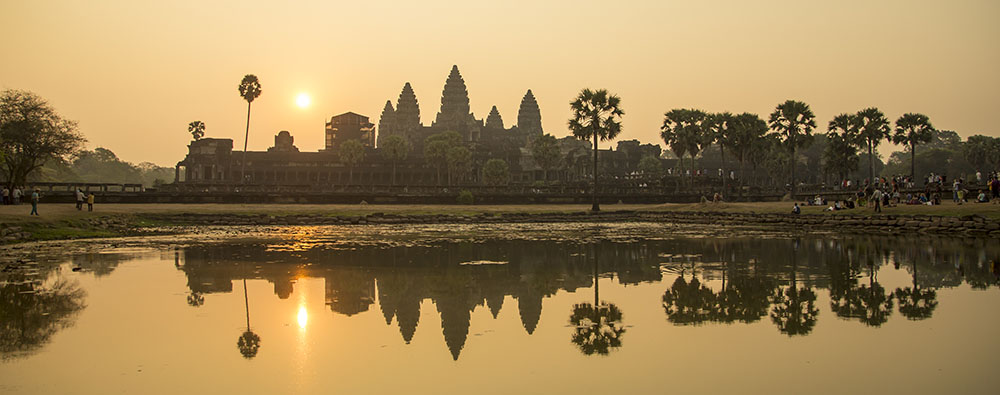 Indochina Day 9: Siem Reap, Angkor Wat Khmer architecture