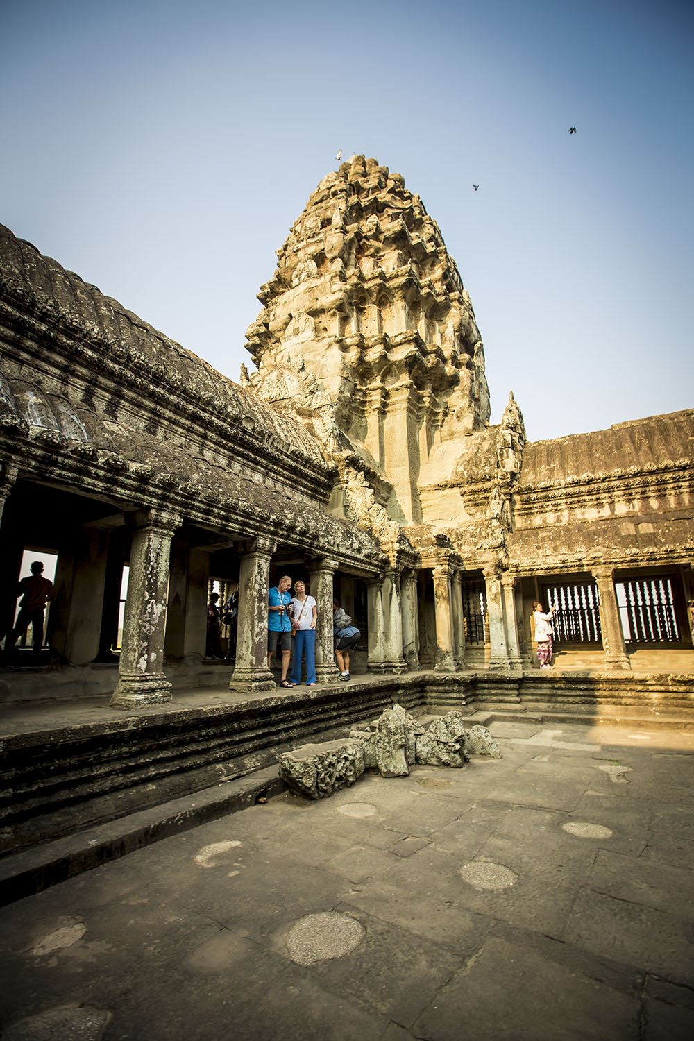 Indochina Day 9: Siem Reap, Angkor Wat