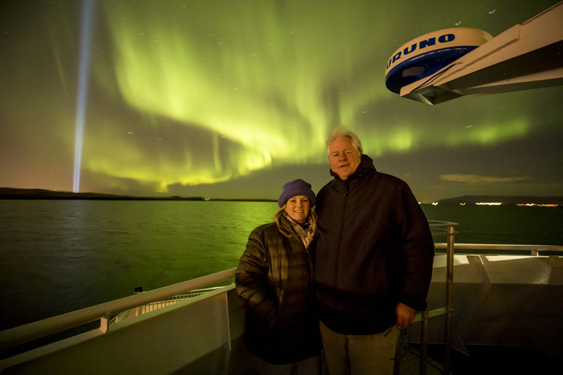 Private Jet Around the World with Geoffrey Kent Iceland