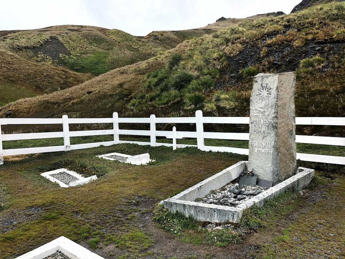 Shackleton Grave