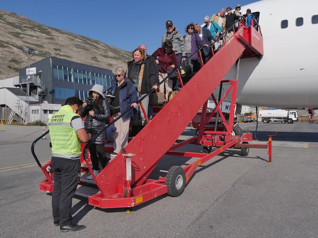 Greenland customs