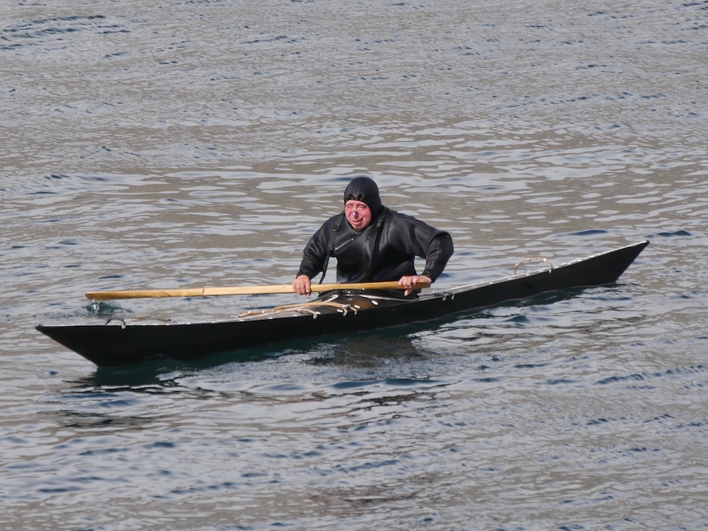 Kayak Demonstration