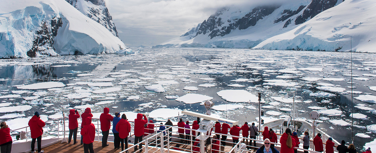 Ten reasons to visit antarctica now inside the ampersand for How to visit antarctica