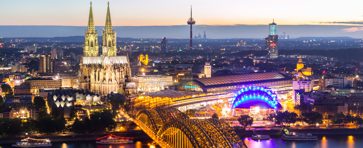 Europe Germany Cologne Cathedral