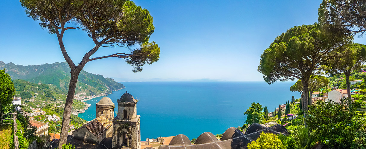 Europe Italy Amalfi Coast