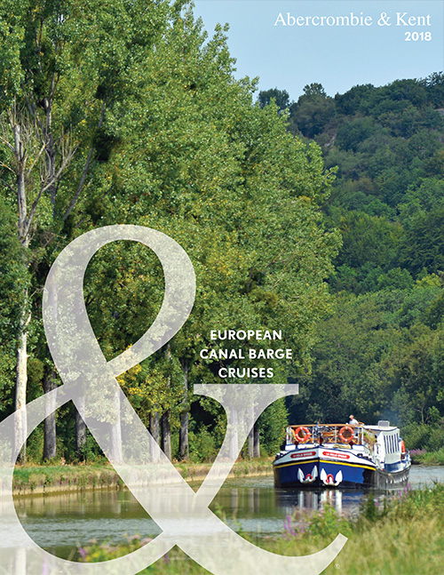 European Canal Barge Cruises 2018