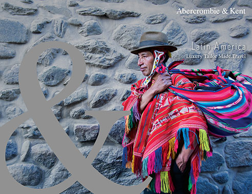 Latin America Luxury Tailor Made Travel Brochure
