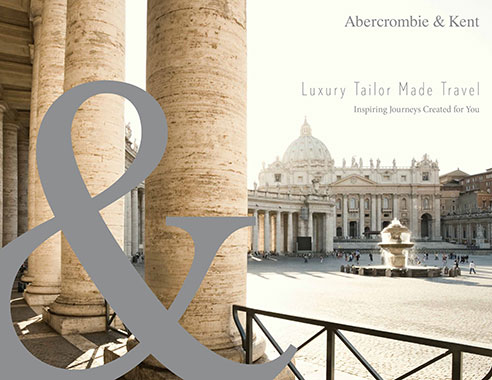 Luxury Tailor Made Travel Brochure