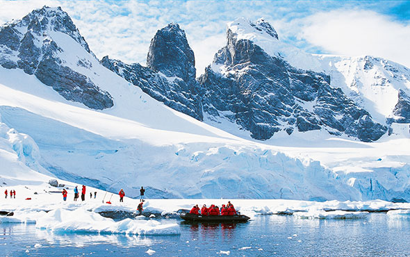 Arctic Luxury Expedition Cruise Zodiac trip log