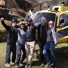 Around the World with Geoffrey Kent: An Inspiring Expedition by Private Jet