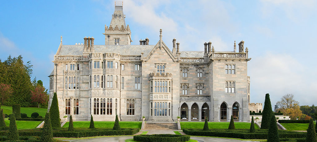 Europe Ireland Limerick Adare Manor Exterior