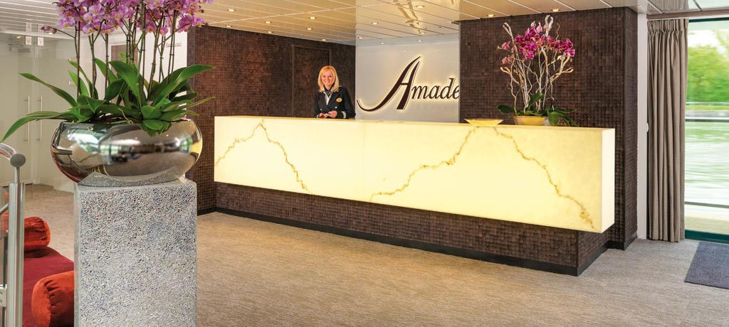 Amadeus Silver II Reception