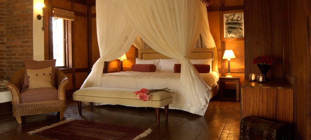 plantation room bedroom
