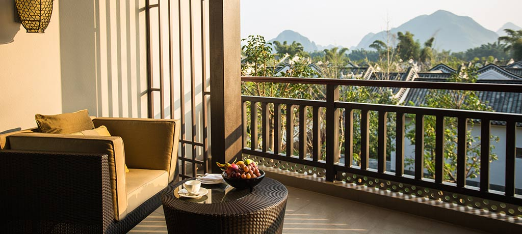 karst discovery suite balcony