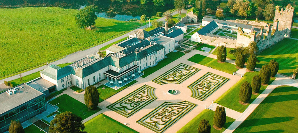 Europe Ireland Cork Castlemartyr Resort Exterior