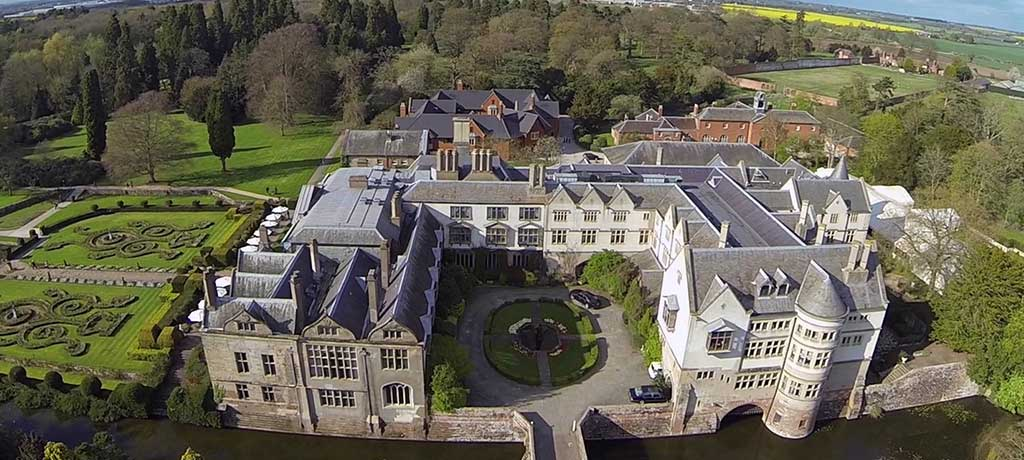 Hotels Near Coombe Abbey