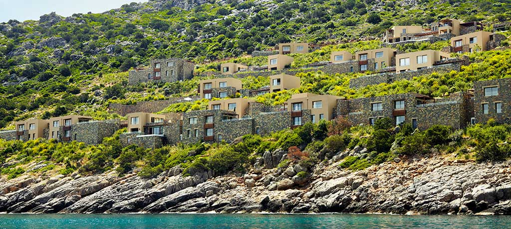 Europe Greece Agio Nikolaos Daios Cove Exterior 06