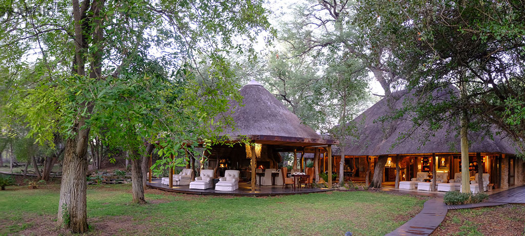 Africa South Africa Dulini Main Lodge Exterior