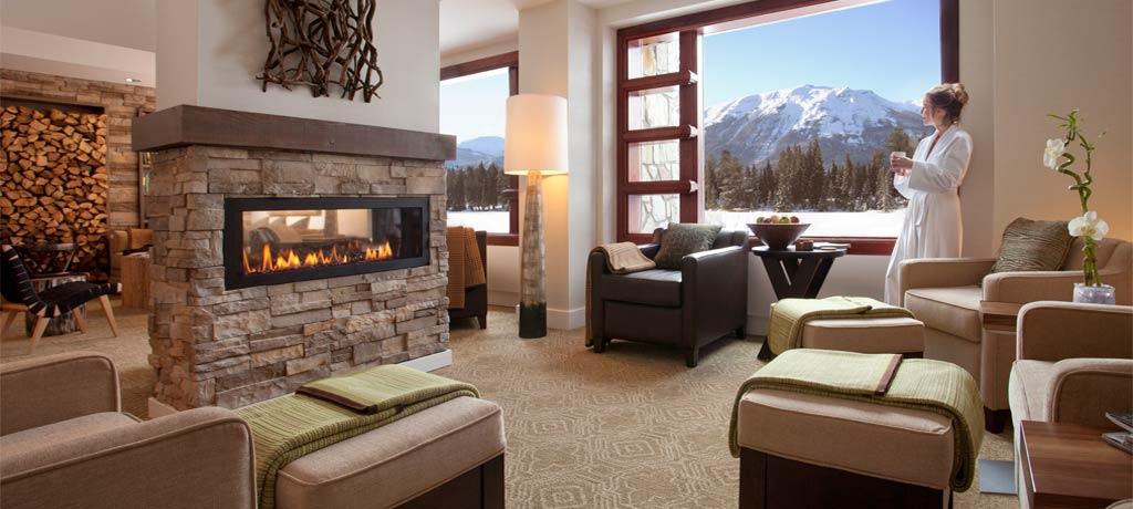 Jasper Park Lodge Beauvert Dining Room