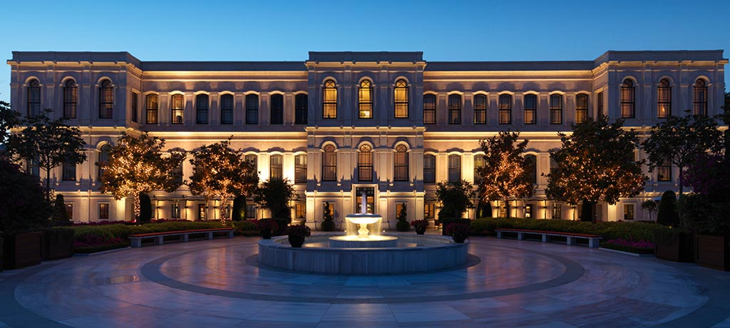 Four Seasons Hotel Istanbul at the Bosphorous