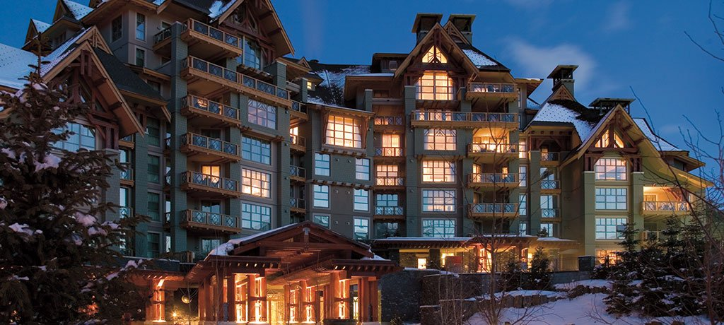 North America Canada Whistler Four Seasons Resort Residences Whistler Exterior