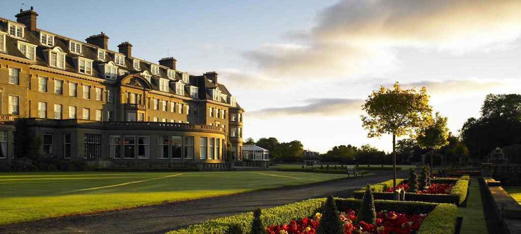 europe united kingdom scotland perthshire gleneagles hotel