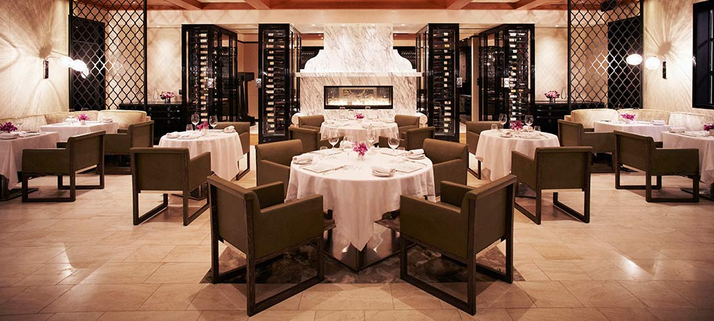wolfgang puck dining room