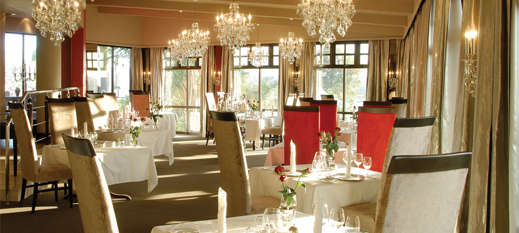 africa namibia hotel heinitzburg dining leos at the castle
