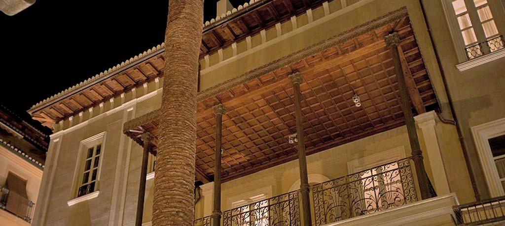 Spain seven cities - Hotel villa oniria en granada ...