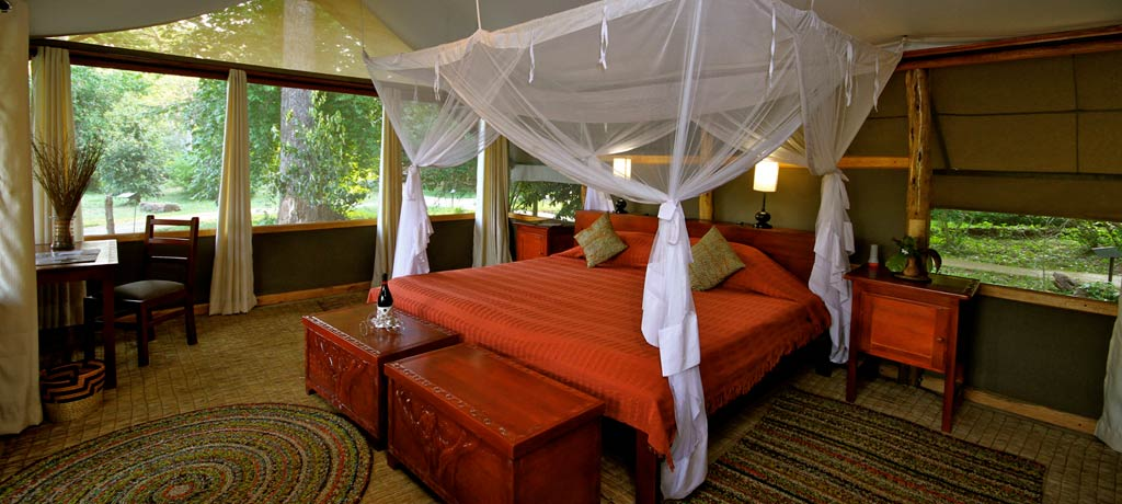 africa uganda queen elizabeth national park ishasha wilderness camp double room