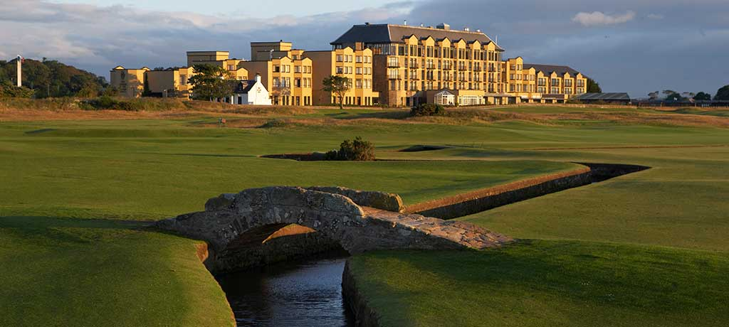 UK St Andrew Old Course Hotel Exterior