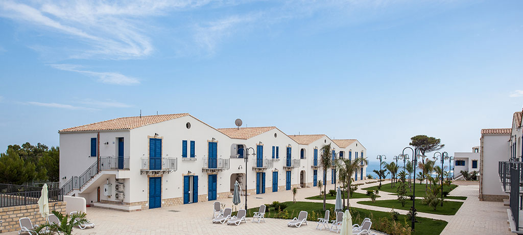 Europe Italy Realmonte Scala Dei Resort Exterior