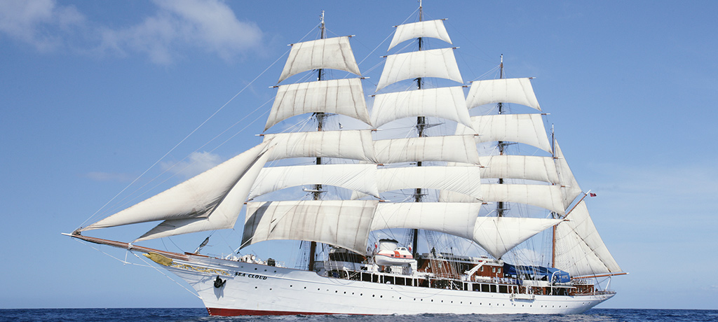 Sea Cloud Ship