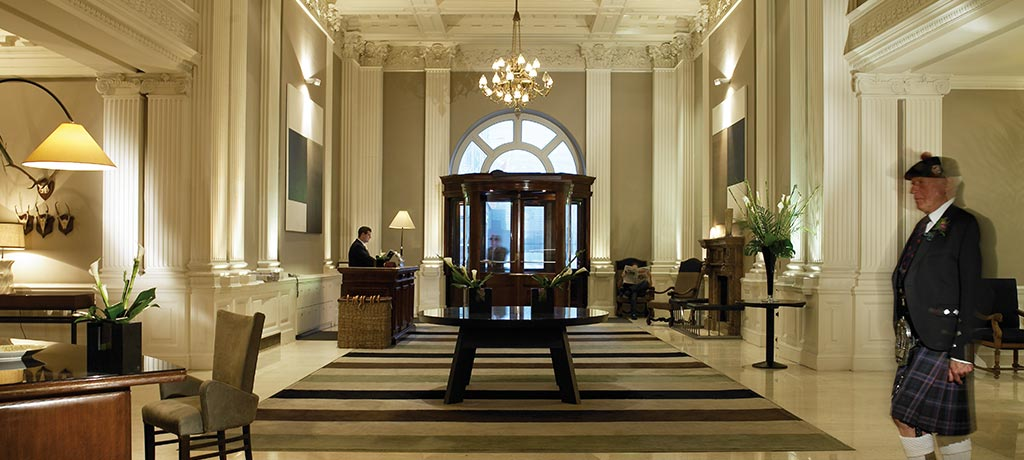 europe scotland edinburgh the balmoral hotel lobby 2