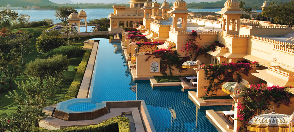 asia india udaipur the oberoi udaivilas